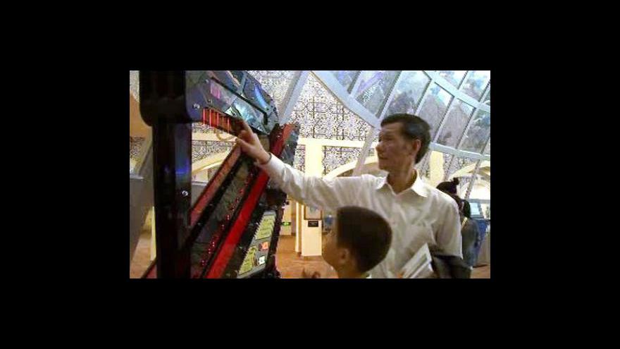 Video Šanghajské Expo je největší výstavou všech dob