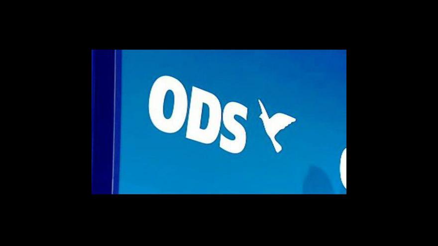 Video Brífink ODS ke konečným výsledkům voleb