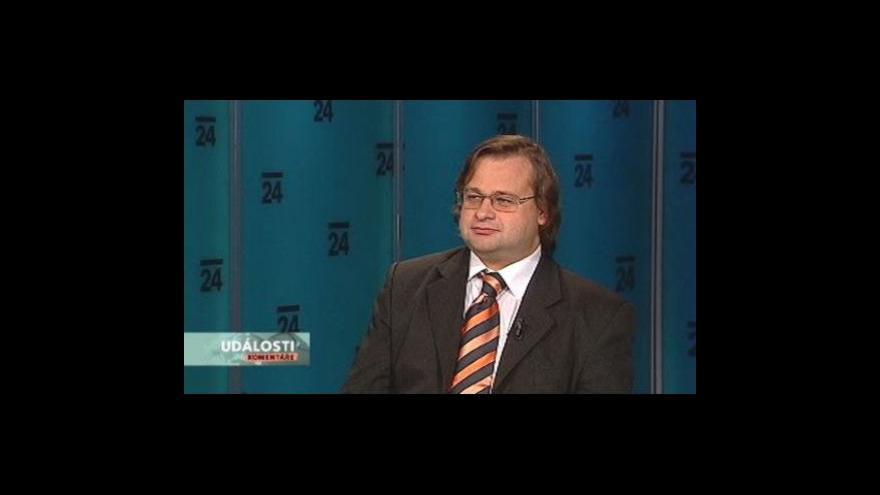Video Rozhovor s Jakubem Rozehnalem