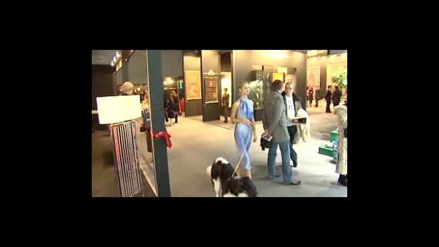 Video Veletrh luxusního zboží Millionaire Fair