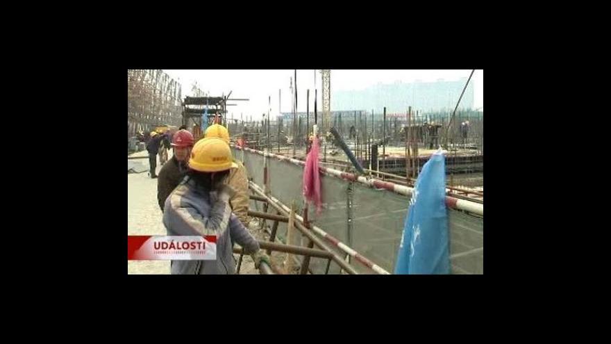Video Růst čínské ekonomiky