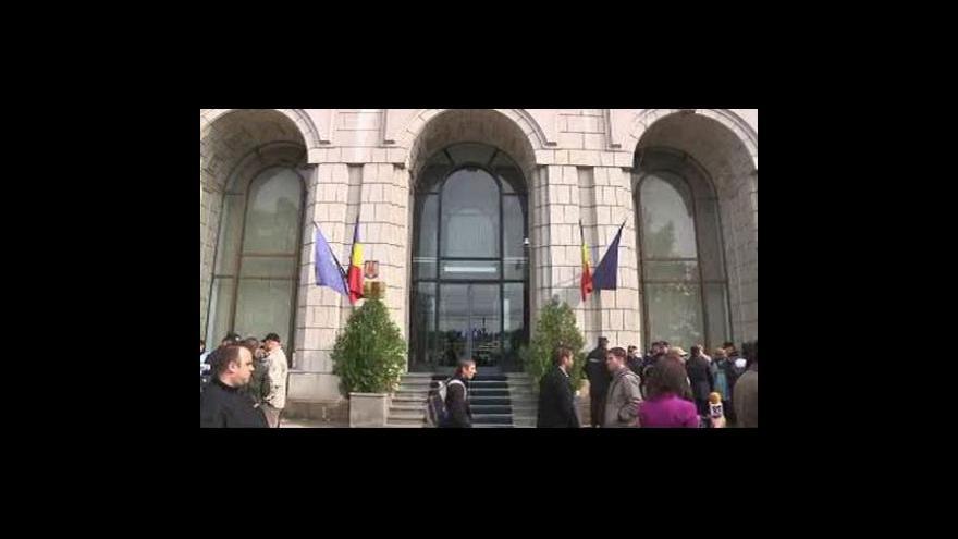Video Rumunský omyl