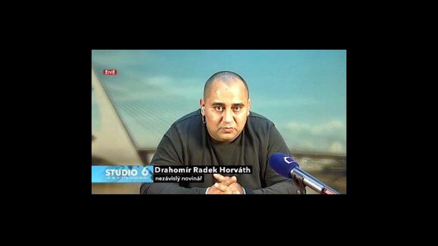 Video Rozhovor s Drahomírem Radkem Horváthem