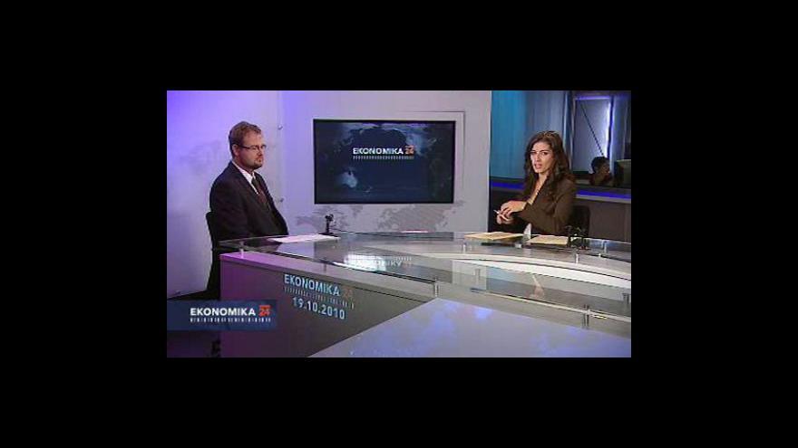 Video Rozhovor s daňovým specialistou Davidem Borkovcem