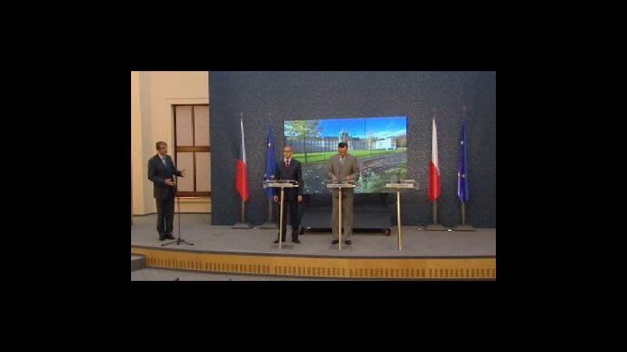 Video Brífink po jednání bezpečnostní rady státu