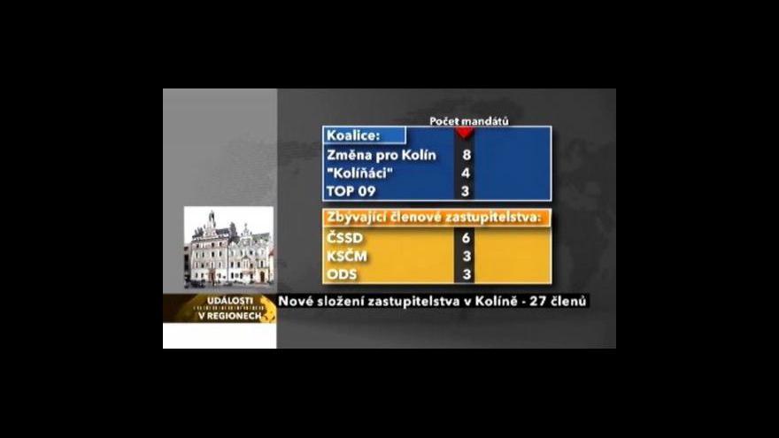 Video Vyjednávání v Chomutově a Kolíně