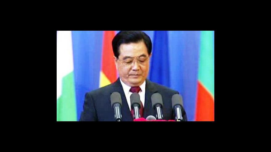 Video Nová čínská pětiletka tématem Ekonomiky ČT24