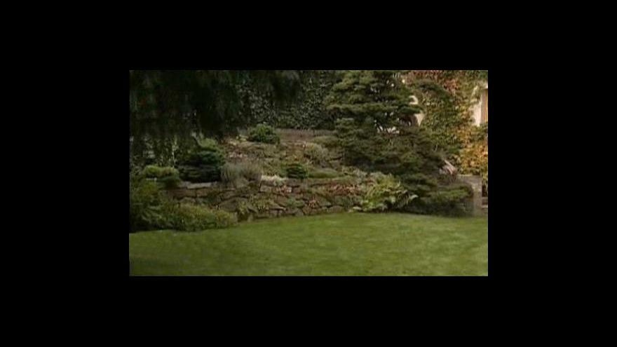 Video Rozhovor s autorem obnovené zahrady Václavem Girsou