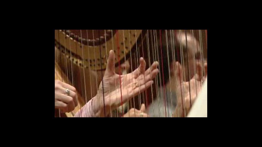 Video ČT: Šéfem filharmonie David Mareček