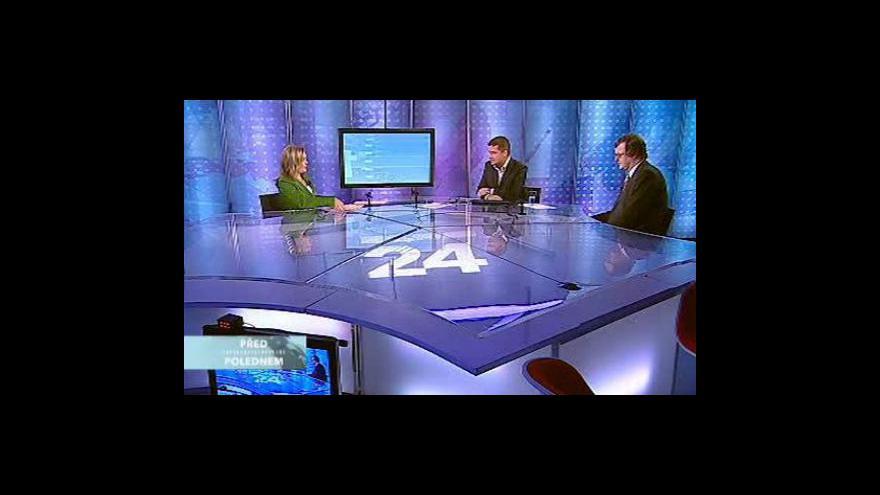 Video Rozhovor s Petrem Zahradníkem a Alešem Michlem