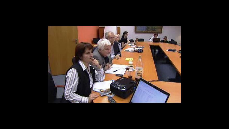 Video O složení Senátu rozhodne druhé kolo