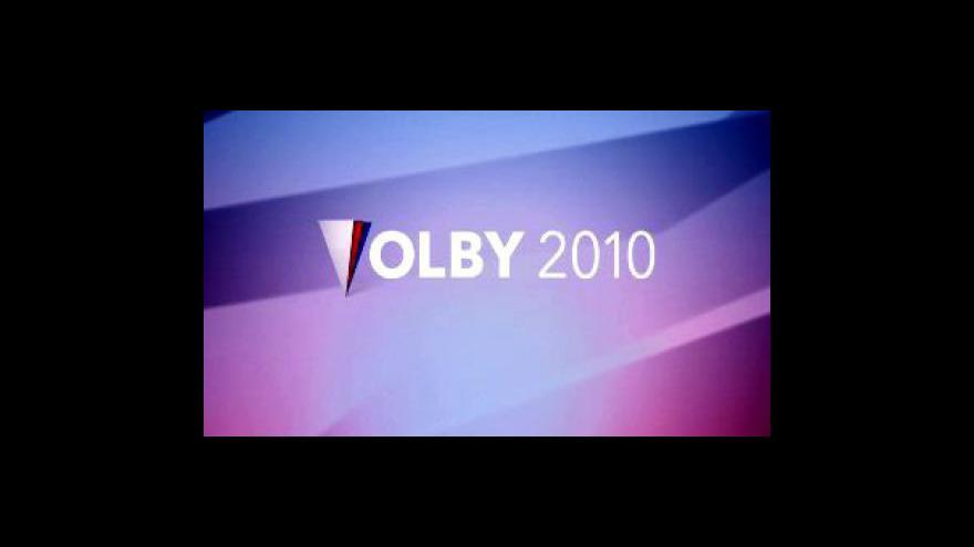 Video Události k podzimním volbám 2010
