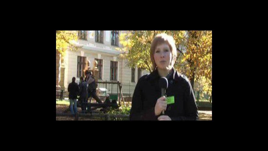 Video Reportáž Karolíny Solanské