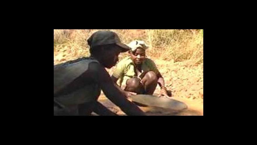 Video Zlato na Madagaskaru