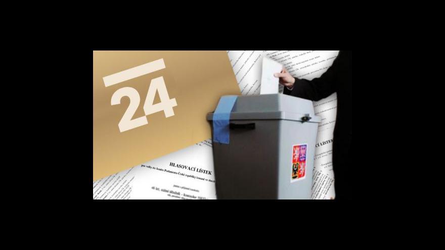 Video Volby začaly