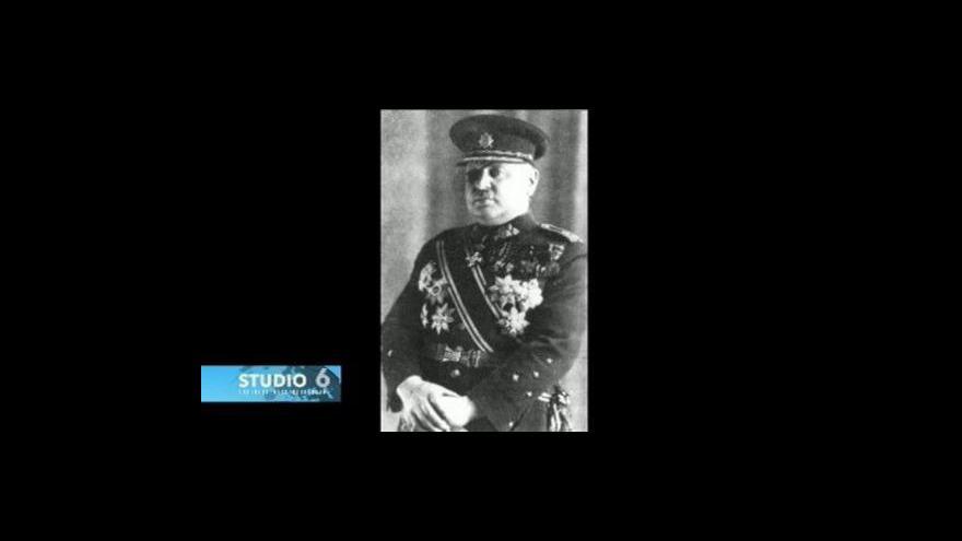 Video Studio 6 o generálovi Janu Syrovém