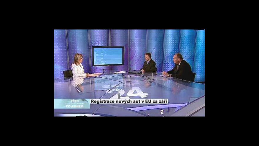 Video Rozhovor s Antonínem Šípkem a Petrem Korbelem
