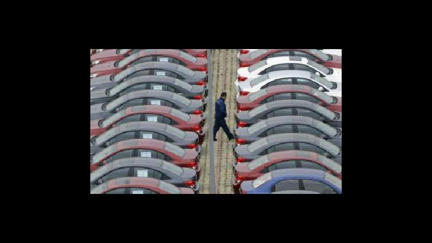Video Prodej aut padá - paradoxně kvůli šrotovnému