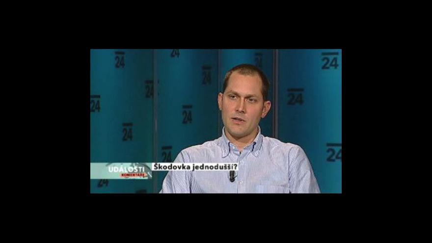 Video Rozhovor s Janem Blažkem