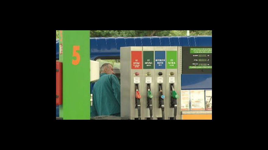 Video Problémy s kvalitou pohonných hmot
