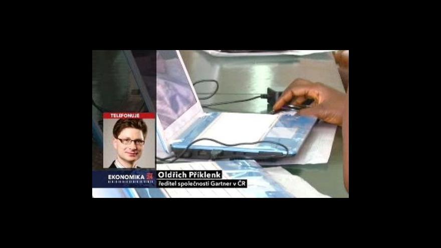 Video Komentář Oldřicha Příklenka