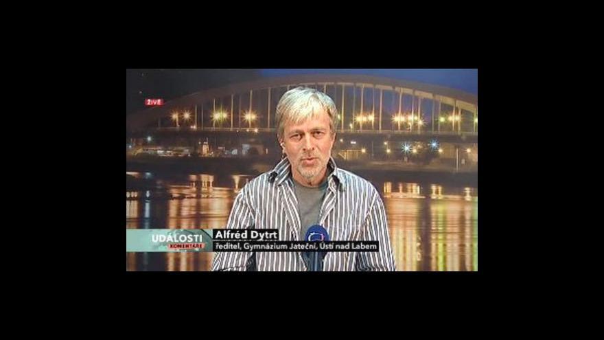 Video Rozhovor s Alešem Dytrtem