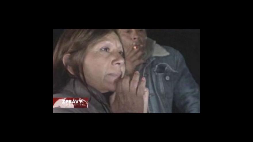 Video Chilskou beznaděj vystřídalo štěstí