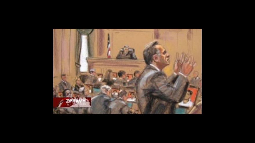 Video V USA začal soud s Ghailanim