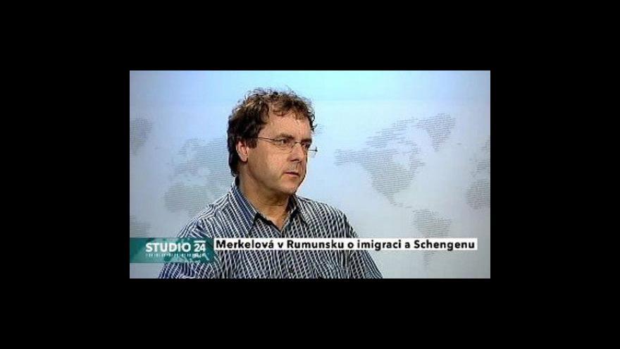 Video Rozhovor s Adamem Černým