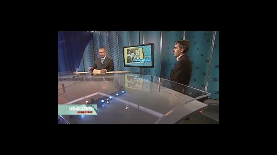 Video Rozhovor s Robertem Bashem