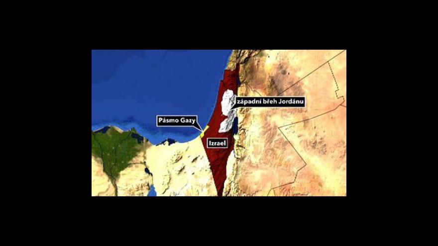 Video Palestinci Netanjahuovu podmínku nepřijali