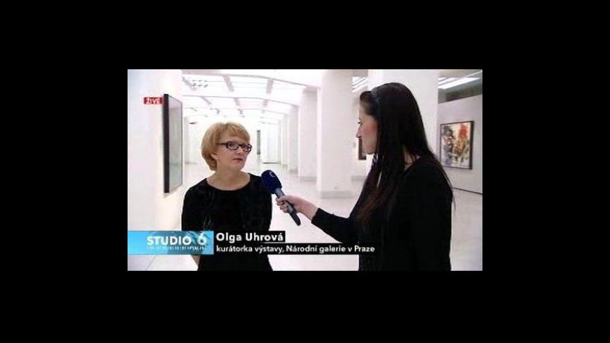 Video Rozhovor s Olgou Uhrovou