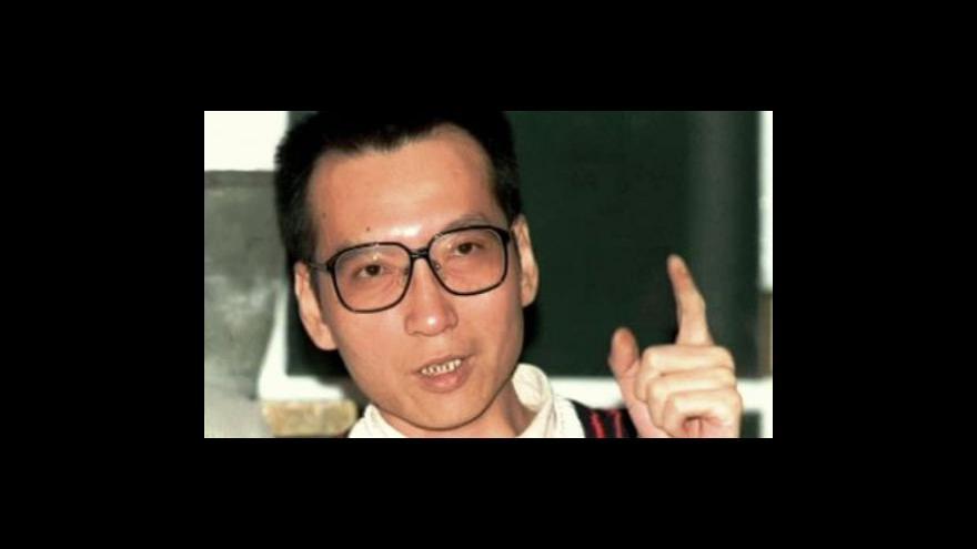 Video Studio ČT24 o čínské reakci na udělení Nobelovy ceny míru