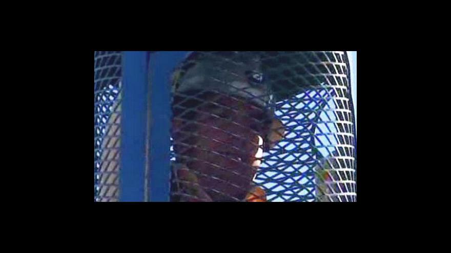 Video Mezi chilskými horníky panuje solidarita
