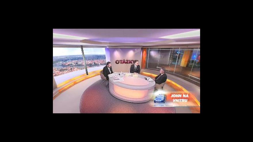 Video OVM o rozpočtu vnitra a korupci