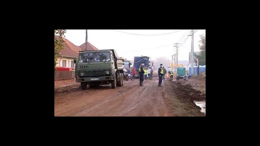 Video Evakuace Kolontáru