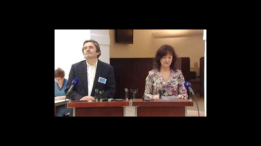 Video Tisková konference KSČM