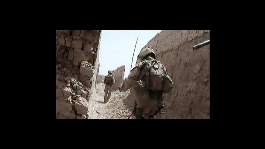 Video USA závislé v Afghánistánu na bezpečnostních agenturách