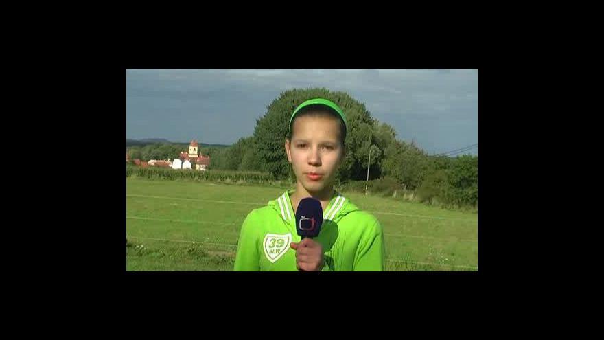 Video Reportáž Nikoly Zámečníkové