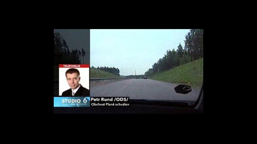 Video Telefonát Petra Runda