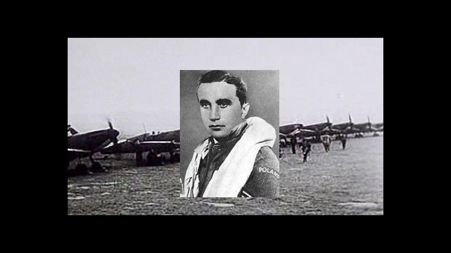 Video Sté narozeniny by dnes oslavil československý bojový pilot Josef František