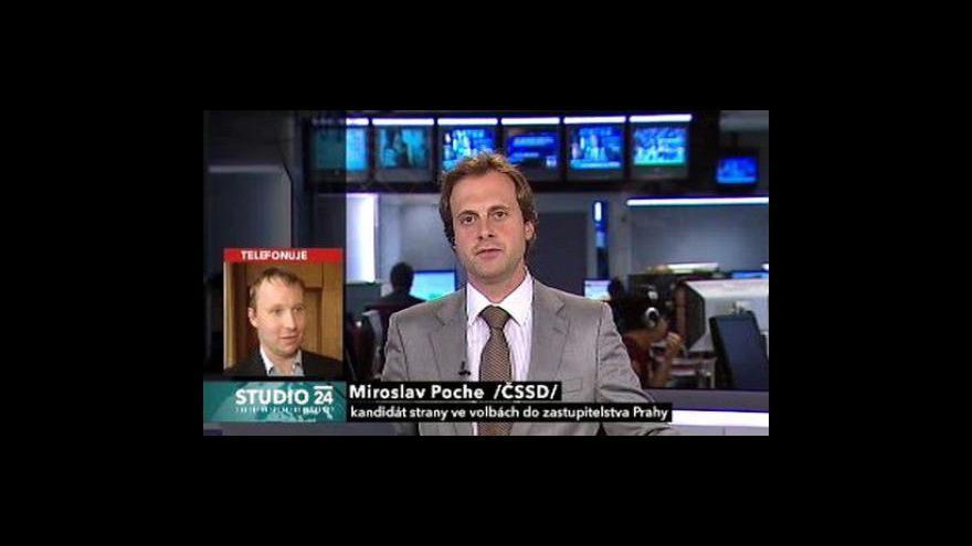 Video Rozhovor s Miroslavem Pochem