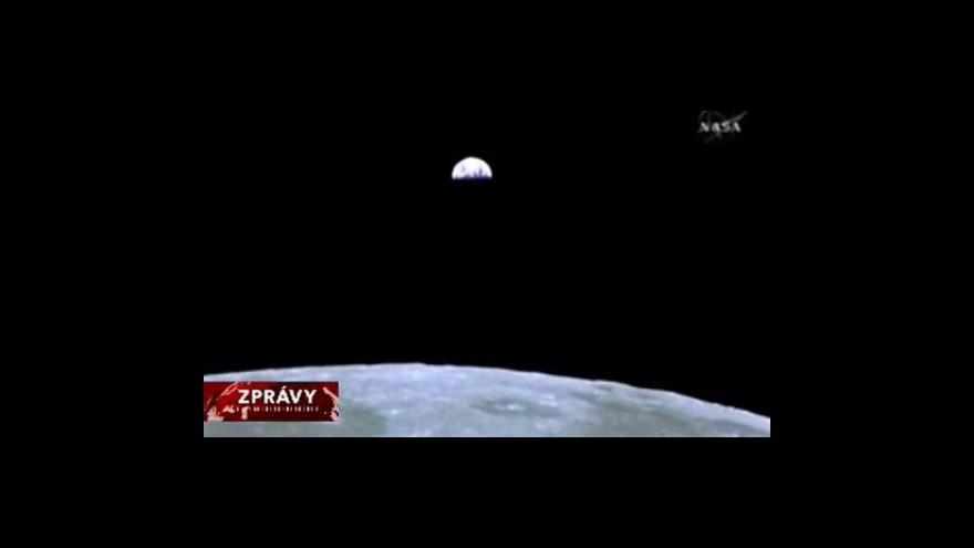 Video V Austrálii restaurovali záběry prvního přistání na Měsíc