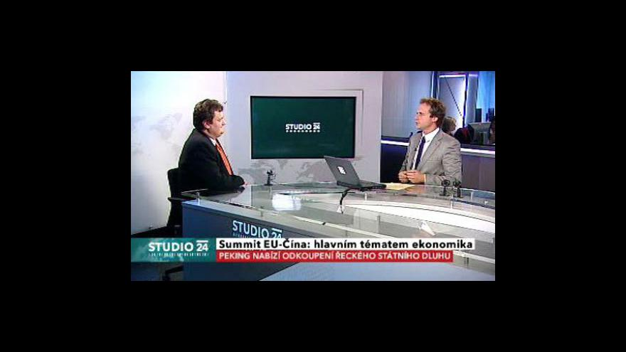 Video Rozhovor s Petrem Bartoněm
