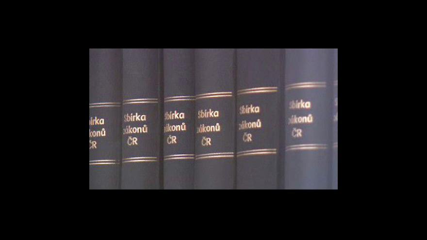 Video Studio ČT24 - o zákonu o soudech a soudcích