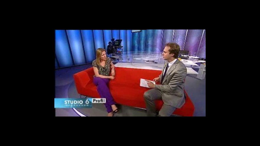 Video Rozhovor s herečkou Franziskou Weiszovou