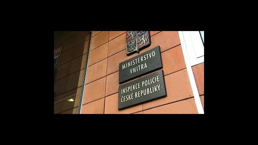 Video Telefonát policejní mluvčí Martiny Lídlové