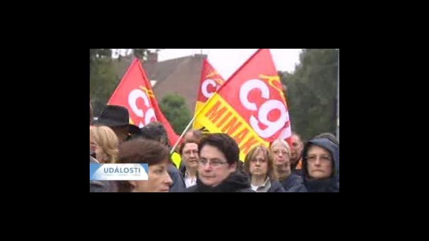 Video Francouzské důchody