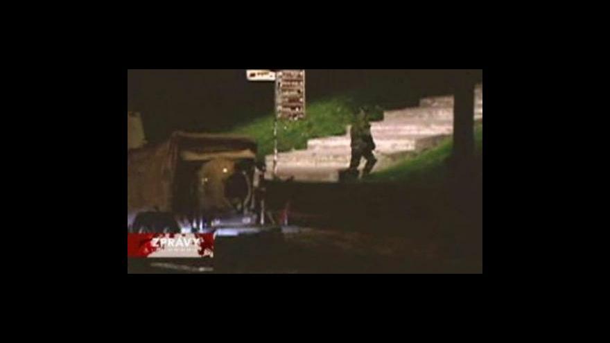 Video V Praze zasahovali pyrotechnici