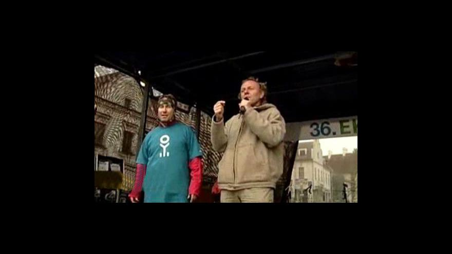 Video Reportáž Kristíny Vrkočové